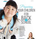 Preparing your children for Back to School