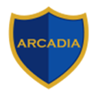 Arcadia School logo mobile view